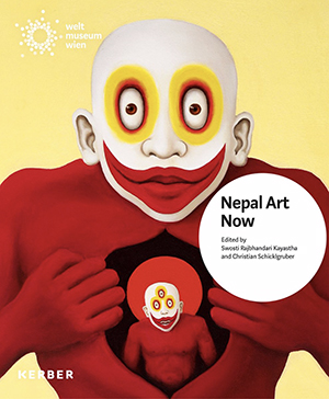 Nepal Art Now klein